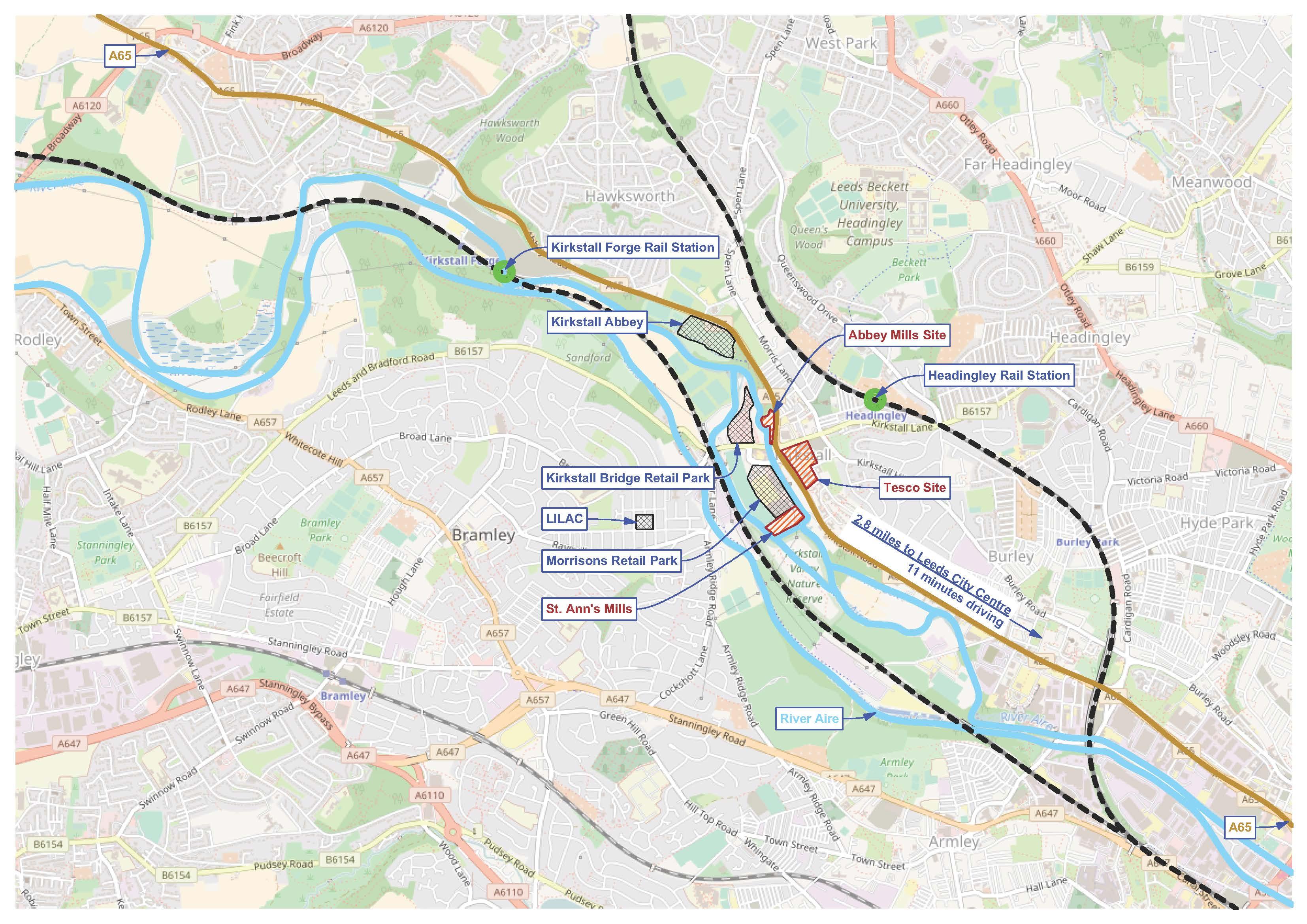 About Kirkstall Valley Development Trust